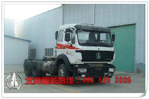 北奔重卡 牵引车 ND42506B34J