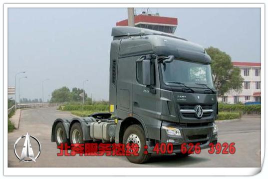 北奔重卡 V1牵引车 ND42509B32J7