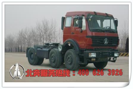 北奔重卡 牵引车 ND4240C23J6Z00