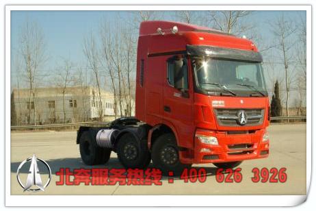 北奔重卡 牵引车 ND4240C23J7Z00