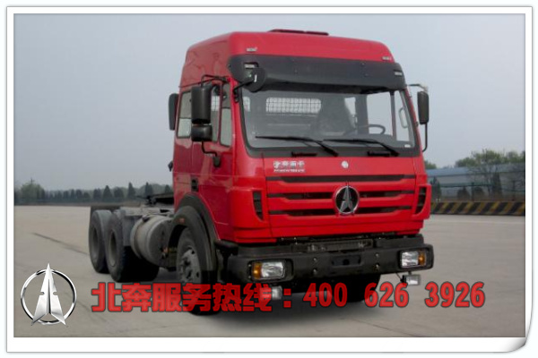 北奔重卡 牵引车 ND4250B32J6Z01