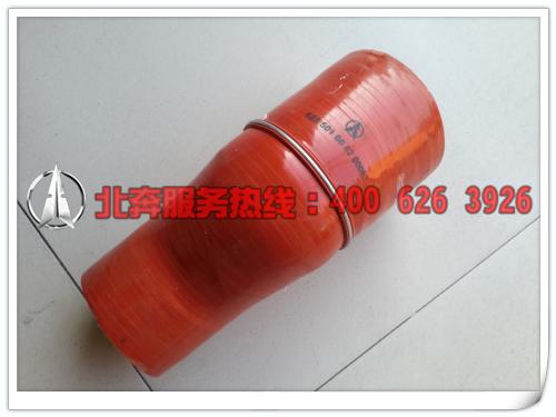 北奔重卡配件-增压器硅胶管 523 501 08 02