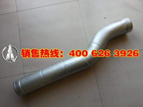 北奔重卡发动机进气管(WD12)