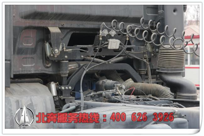 北奔v3牵引车|nd42503b32j7--北奔配件|北方奔驰配件