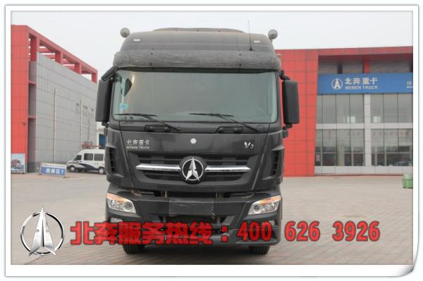 北奔V3重卡牵引车(ND42501B34J7)