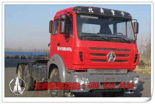 北奔重卡 牵引车 ND4250B32J6Z00