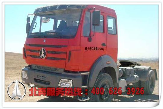 北奔重卡 牵引车 ND4180A38J6Z01