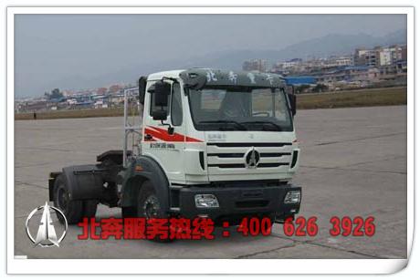 北奔重卡 牵引车 ND4180A38J5Z01