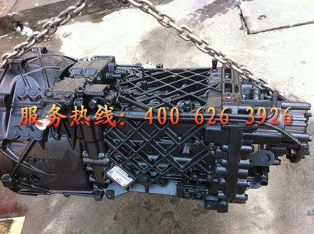 ZF16S151变速箱|北方奔驰变速箱